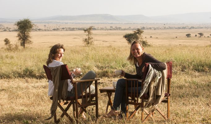 Nomad Serengeti Camp