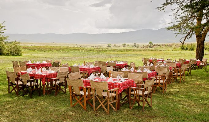 Sopa Ngorongoro Lodge