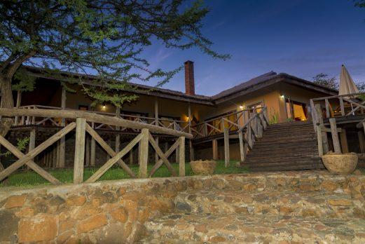 Escarpment Lodge
