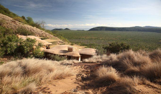 Saruni Samburu, Kalama Samburu Conservancy