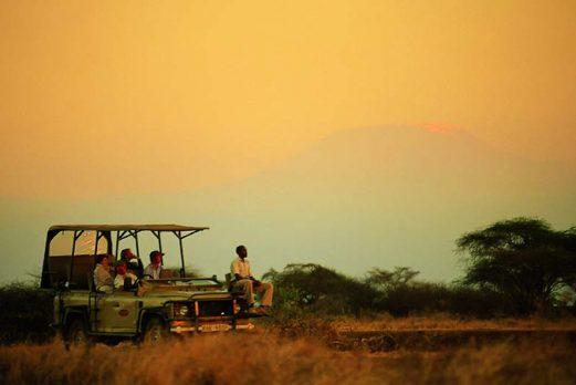 Amboselli Porini