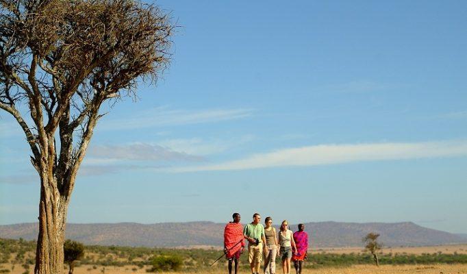 Porini Mara Camp, Ol Kinyei Conservancy