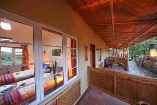 Nkuringo Gorilla Lodge